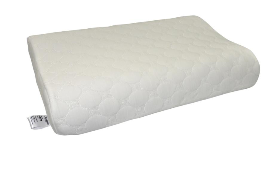 Как спать на ортопедической подушке?