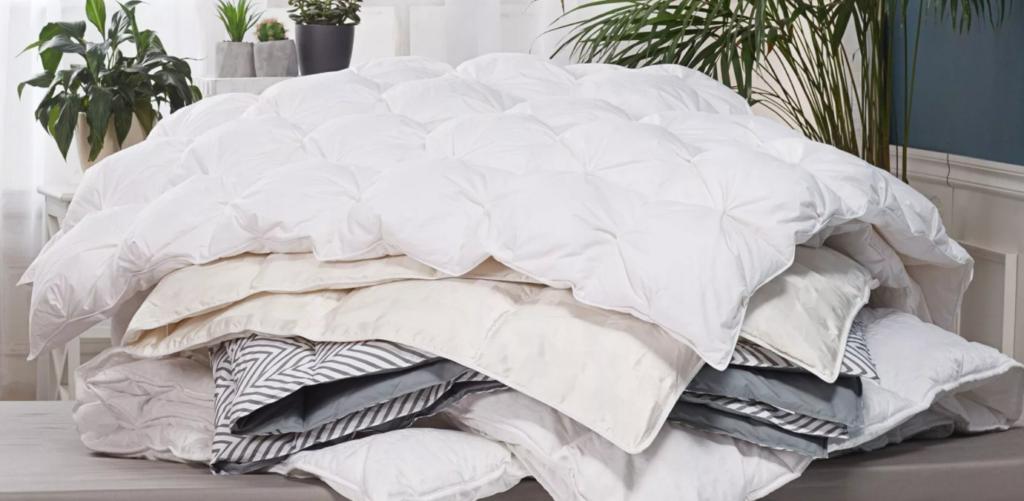 Какие одеяла можно стирать в стиральной машине?
