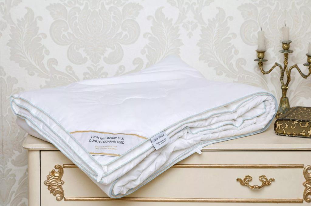 натуральные шелковые одеяла